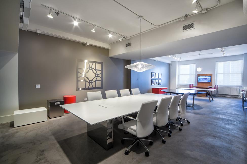NewsNeoCon Prismatique - Stone conference table