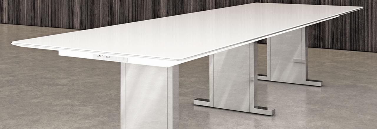 Porta Prismatique - Narrow conference table